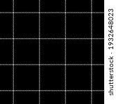 black white plaid pattern... | Shutterstock .eps vector #1932648023