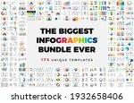the biggest vector infographics ... | Shutterstock .eps vector #1932658406