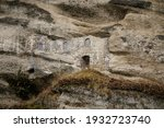 Catacombs Carved Into Rocks Of...