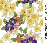 abstract elegance seamless... | Shutterstock .eps vector #1932815393