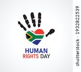 Human Rights Day. Africa...