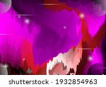 abstract background with... | Shutterstock .eps vector #1932854963