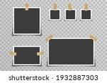 memory album empty photo... | Shutterstock .eps vector #1932887303