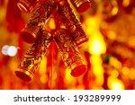 firecrackers  | Shutterstock . vector #193289999