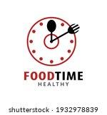 restaurant logo template with...   Shutterstock .eps vector #1932978839