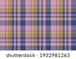 seamless pattern of scottish... | Shutterstock .eps vector #1932981263