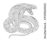 clean lines doodle design of... | Shutterstock .eps vector #1933064063