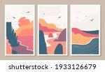 modern abstract contemporary... | Shutterstock .eps vector #1933126679