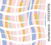 vector seamless plaid pattern... | Shutterstock .eps vector #1933143956