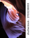 Antelope Canyon Sky View Usa