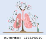 this colorful flat illustration ... | Shutterstock .eps vector #1933240310