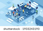 this illustration depicts the...   Shutterstock .eps vector #1933243193