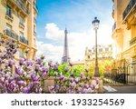 Famous Eiffel Tower Landmark...