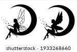 collection of silhouettes of a...