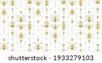 light geometric seamless... | Shutterstock .eps vector #1933279103