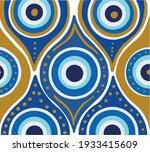 evil eye vector   symbol of... | Shutterstock .eps vector #1933415609