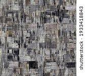 rustic mottled charcoal grey... | Shutterstock . vector #1933418843