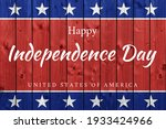 Usa Independence Day Banner...