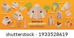 ancient egypt tourists... | Shutterstock .eps vector #1933528619
