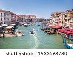 Venice  Italy  07.04.2019 ...