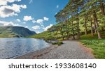 The Landscape Of Buttermere...