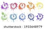 infographic affiliate marketing ...   Shutterstock .eps vector #1933648979