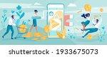 effective marketing strategy.... | Shutterstock .eps vector #1933675073