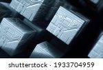 abstract dark digital...   Shutterstock . vector #1933704959
