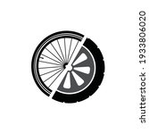 wheels. fluctuations when...   Shutterstock .eps vector #1933806020