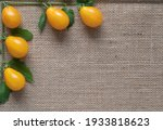 Yellow cherry tomatoes isolated ...