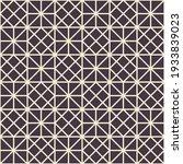 art deco seamless pattern... | Shutterstock .eps vector #1933839023