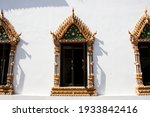 Window Ordination Hall Of Wat...