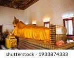 Buddha Reclining Attitude...