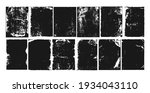 grunge texture noise  abstract... | Shutterstock .eps vector #1934043110