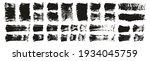 flat fan brush thick short... | Shutterstock .eps vector #1934045759