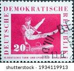 Germany  Ddr   Circa 1959   A...