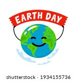 earth day. environment  ecology ... | Shutterstock .eps vector #1934155736