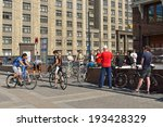 moscow  russia   may 18  2014... | Shutterstock . vector #193428329