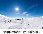 Malga San Giorgio Ski Resort In ...