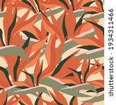 abstract art seamless pattern.... | Shutterstock .eps vector #1934311466