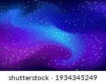cosmic gradient space with...   Shutterstock .eps vector #1934345249