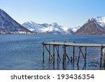 nordic bridge   Shutterstock . vector #193436354