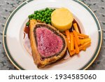 Slice Of Fillet Of Beef...