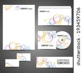 corporate identity business...   Shutterstock .eps vector #193459706