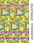 digital textile designs good... | Shutterstock . vector #1934614703