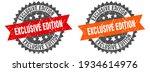 exclusive edition grunge stamp... | Shutterstock .eps vector #1934614976