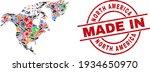 service mosaic north america... | Shutterstock .eps vector #1934650970