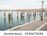 Vista Sul Porto Di Chioggia ...