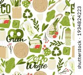 eco friendly lifestyle.... | Shutterstock .eps vector #1934824223