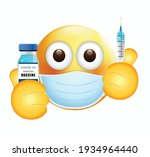 high quality emoticon on white...   Shutterstock .eps vector #1934964440